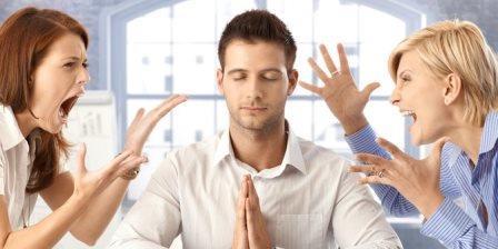 Cara Menghilangkan Stres akibat Orang Jahil