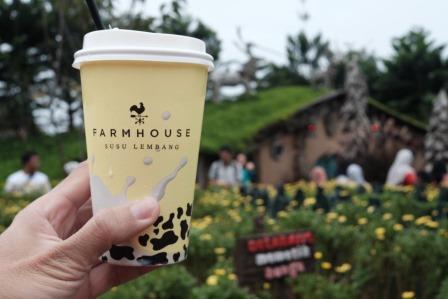 Farm House Susu Lembang Bandung, Destinasi Wisata Nusantara rasa Eropa !!